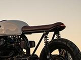 CX500 Cafe Racer / Brat Style Sitzbank