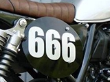 Classic Number Plates