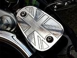 Triumph Bremsbehälter Deckel