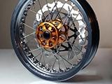 Kineo Wheels / Triumph