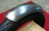 140 x 400 mm Stahl Fender